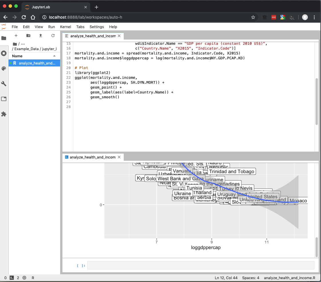 Jupyter Lab Exercises — Practical Data Science